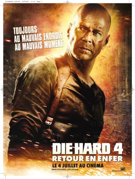 Die Hard 4 retour en enfer
