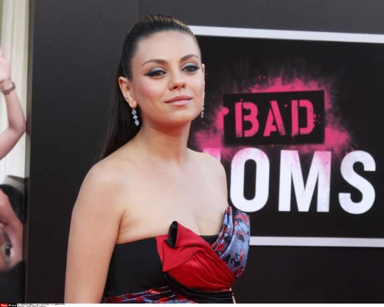 9. Mila Kunis avec 11 millions de $