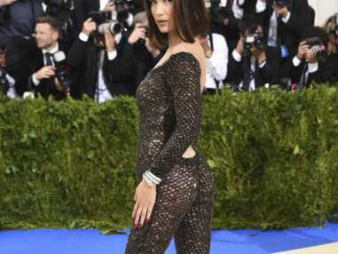 Adriana Lima, Léa Seydoux, Gigi Hadid… Découvrez le tapis rouge ultra sexy du MET gala 2017
