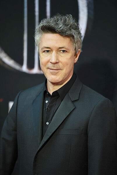 Aidan Gillen alias Lord Petyr 'Littlefinger' Baelish