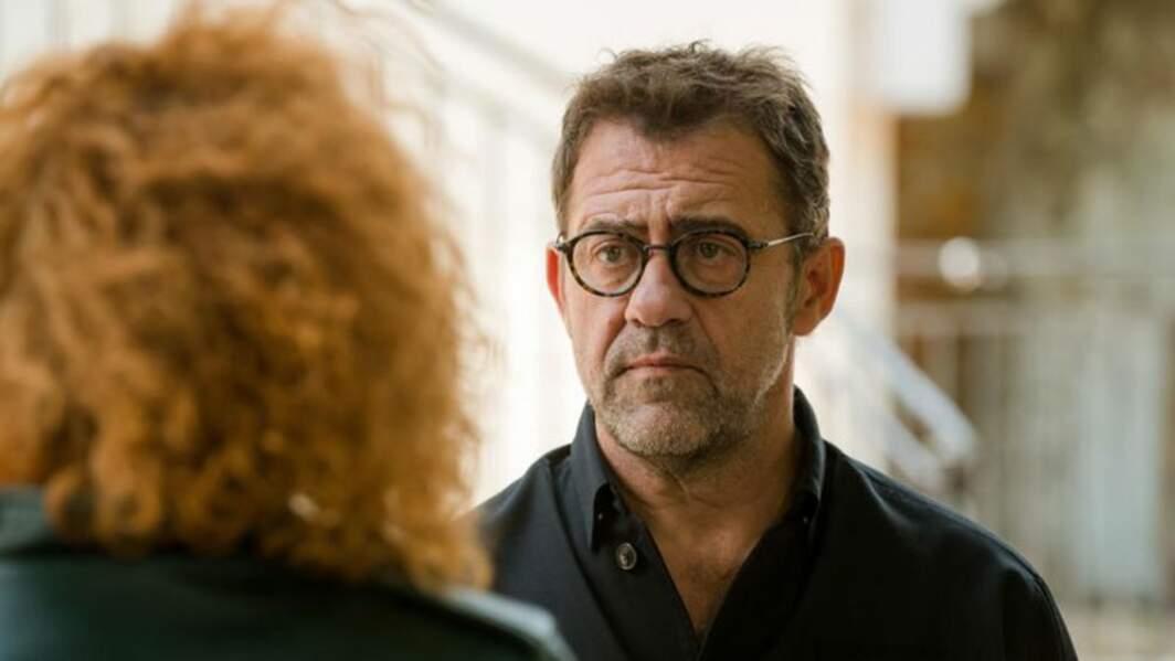 Première expérience d'acteur pour Michel Sarran de Top Chef, par amitié pour son ami Jean-Luc Reichmann