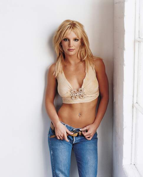 33. Britney Spears  (chanteuse)