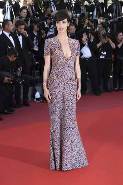 Paz Vega au Festival de Cannes