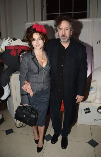 Pendant 13 ans, Helena Bonham Carter a été la muse et la maîtresse du cinéaste Tim Burton