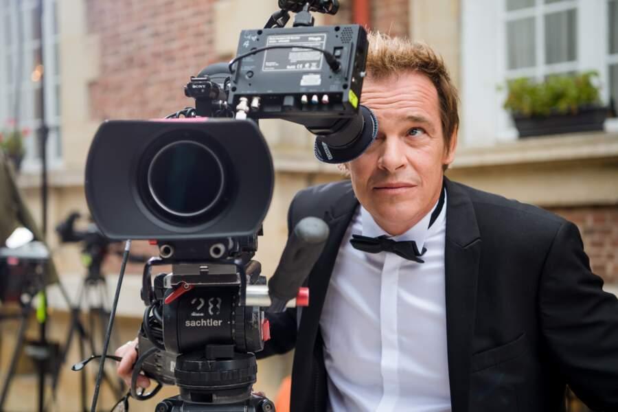 Quand Serge Gisquière (Peter) ne se prend pas pour le réalisateur...