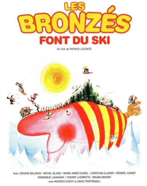 """Selon """"Les Bronzés"""", avec les acteurs de la troupe du Splendid,..."""