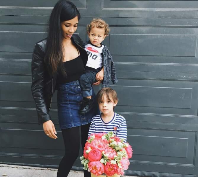 Voici l'épouse de Diplo et leurs deux enfants trop mimi !