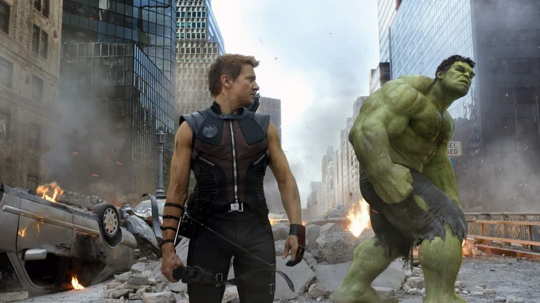 Hulk passerait presque pour un petit joueur à côté d'eux !