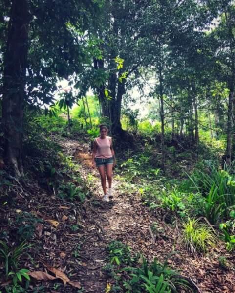 Trek en pleine jungle...