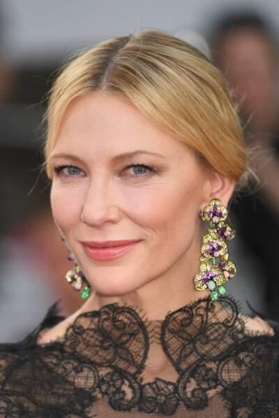On l'appelle madame la Présidente pendant dix jours : Cate Blanchett