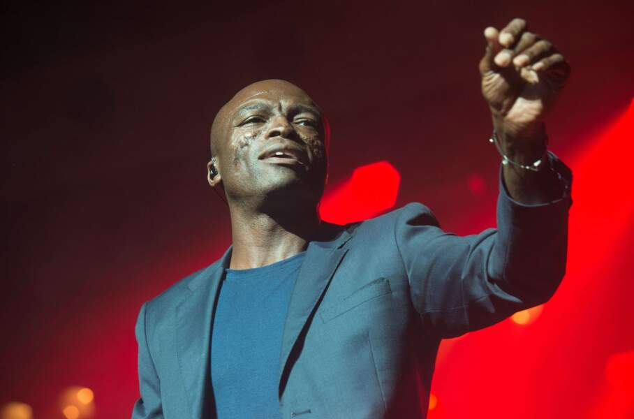 """""""Seal"""" est le pseudo de ce chanteur prénommé Henry."""