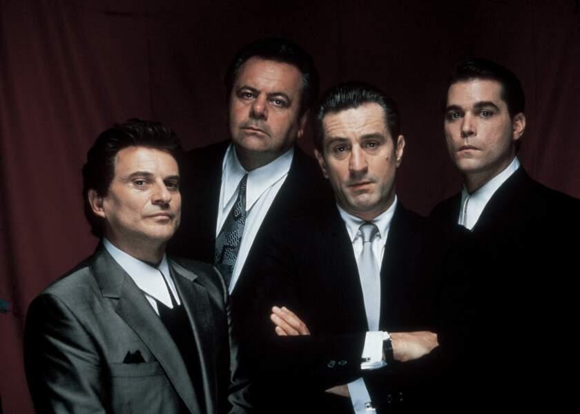 19- Les affranchis (1990) de Martin Scorsese