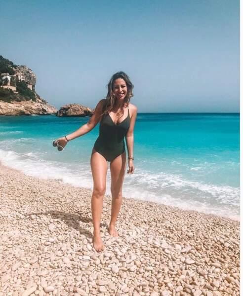 Simple et efficace : la youtubeuse Caroline Bassac voit la vie en kaki.