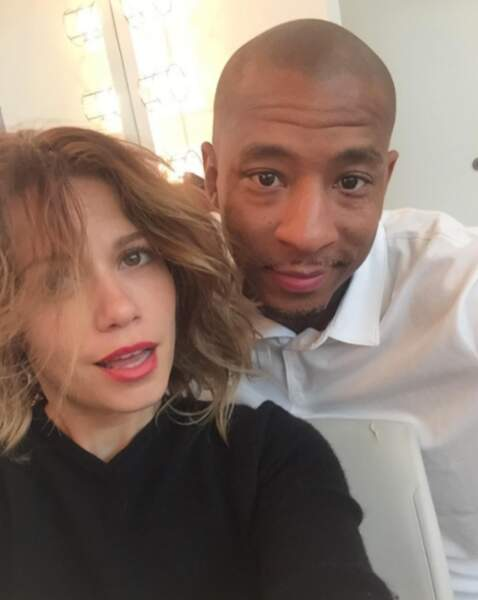Antwon Tanner et Bethany Joy Lenz, toujours aussi complices