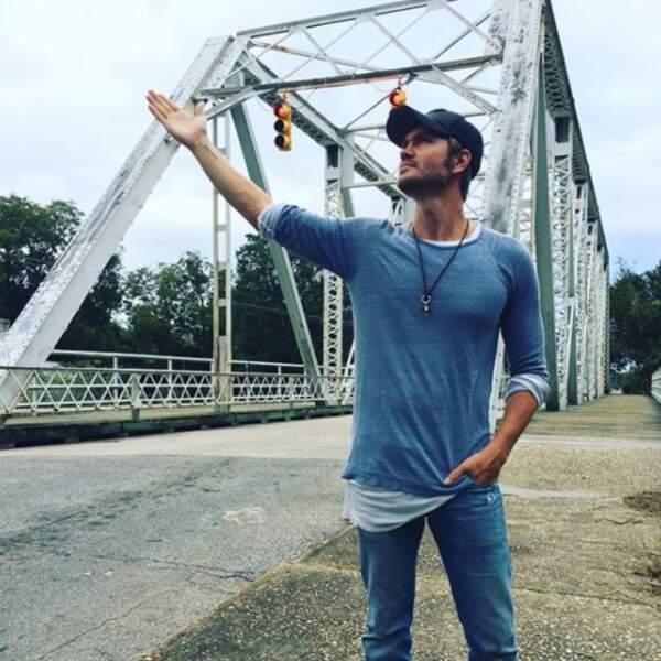 Le pont aussi était mythique, sans parler de Chad Michael Murray