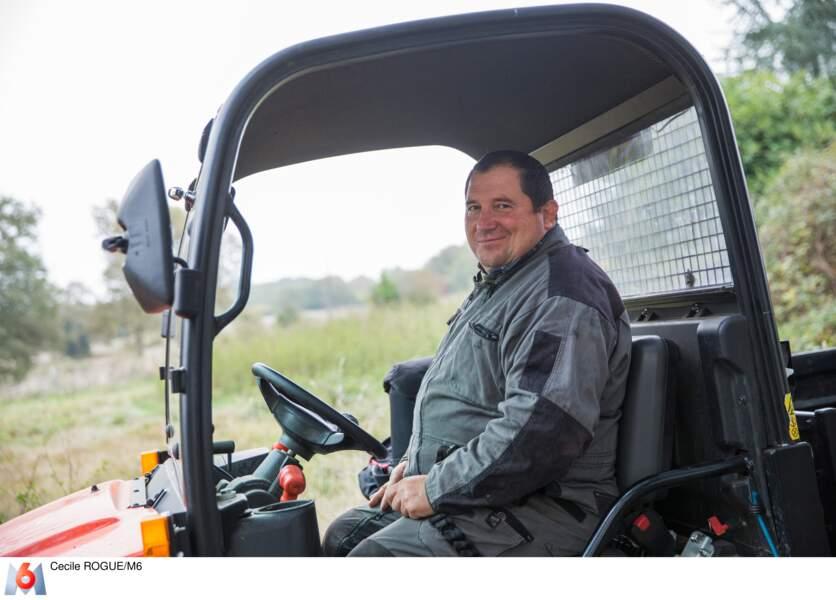 Yves, 56 ans, éleveur de vaches et de brebis, Limousin