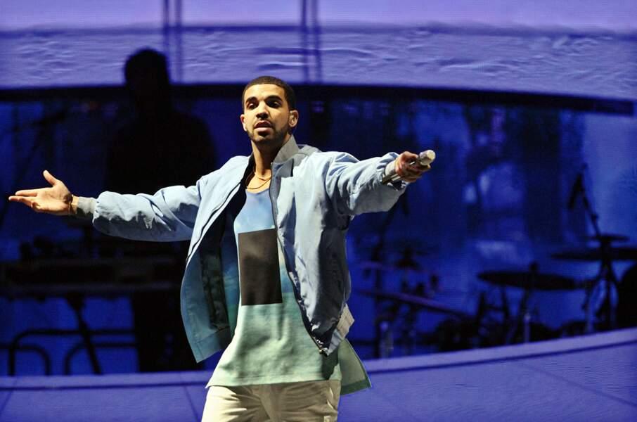 36. Drake (rappeur)