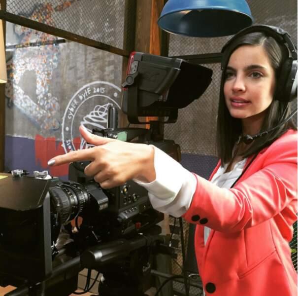 Mais à terme, l'actrice aurait-elle envie de passer derrière la caméra ?