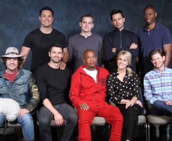 Photo de classe des Frères Scott et certains ont bien changé !
