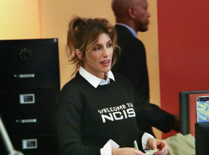 Durant la saison 14, Jennifer Esposito était Alexandra Quinn