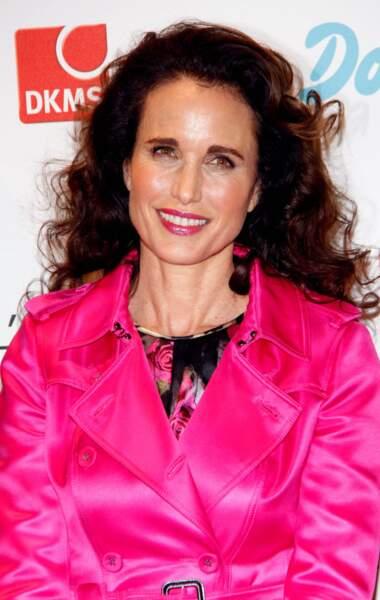 La top-model Andie McDowell s'appelle en fait Rosalie. Andie est le diminutif d'Anderson, son deuxième prénom.