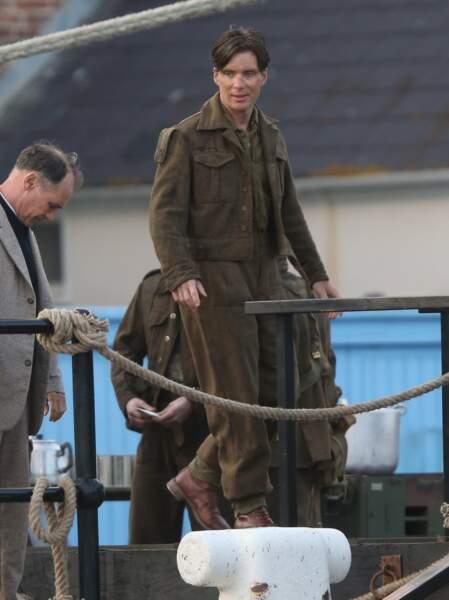 Dirigé par Christopher Nolan, le film compte à son casting l'acteur Cillian Murphy