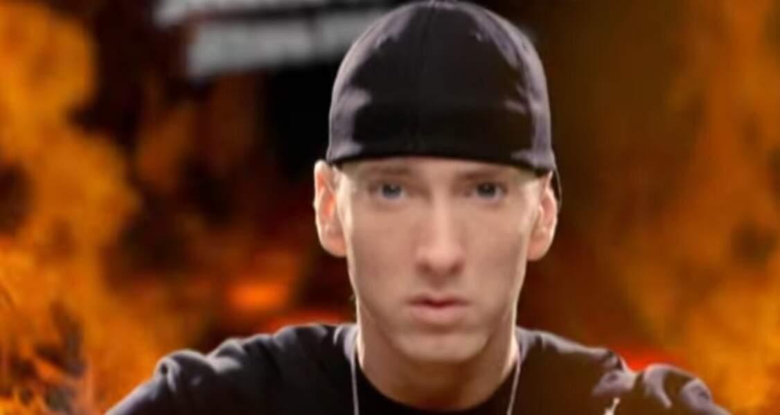 Eminem : Marshall Bruce Mathers III