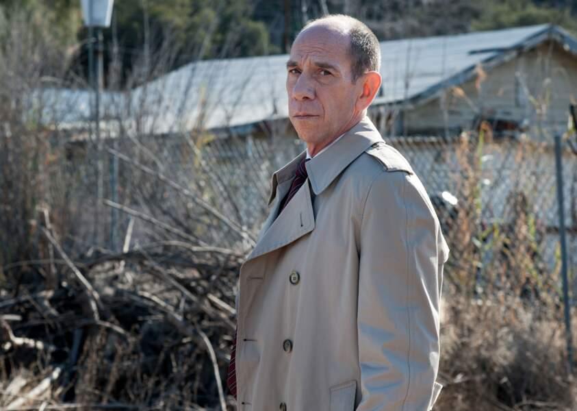L'acteur, également connu pour la série Twin Peaks, est décédé en janvier 2017