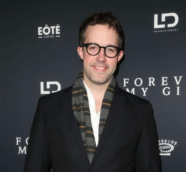 L'acteur était aussi au casting des séries Suits, avocats sur mesure et Grace and Frankie