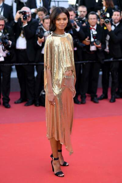 Liya Kebede au Festival de Cannes