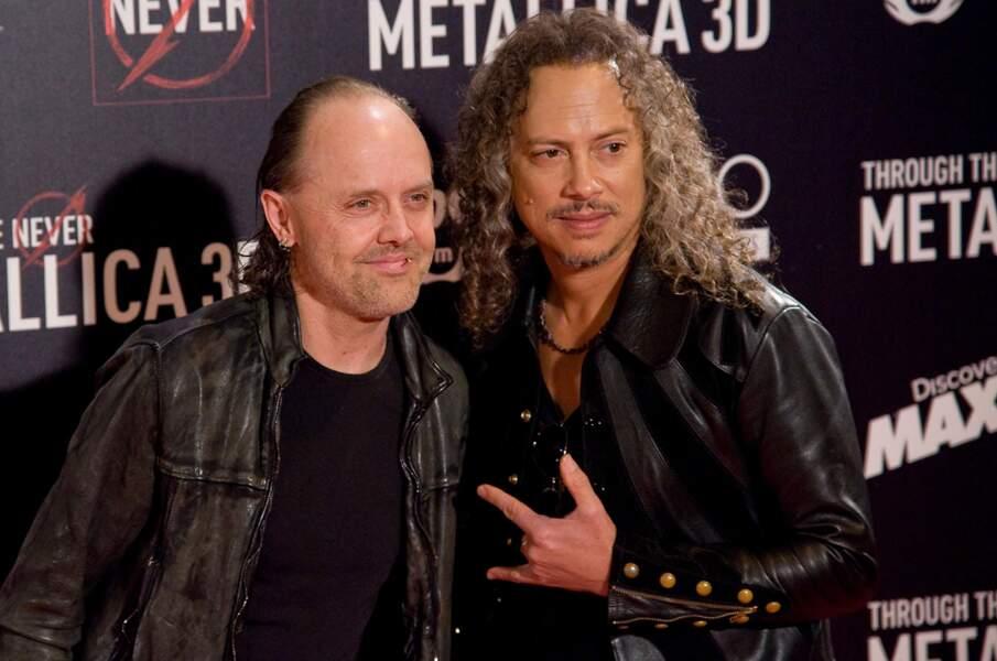 34. Metallica (chanteurs)