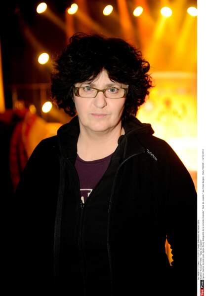Séance de pose avec Agnès Boury, dialoguiste de la comédie musicale Salut les copains