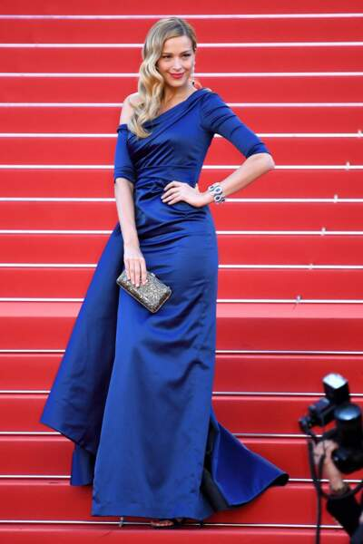 Petra Nemcova au Festival de Cannes