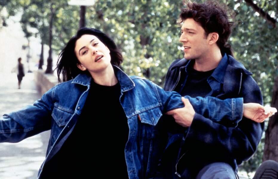 C'est en 1996, sur le tournage du film L'appartement de Gilles Mimouni qu'ils se rencontrent