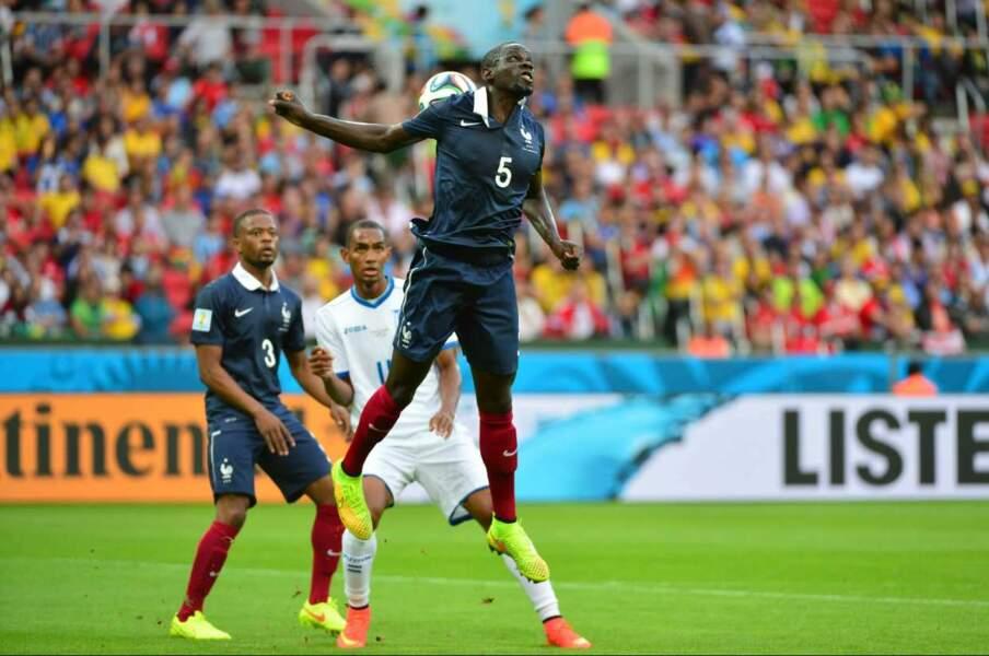 Hop, un joli saut de Mamadou Sakho !