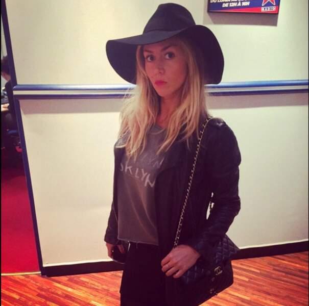 Enora Malagré, future blogueuse mode ?