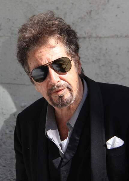 """Alfredo, c'était trop long... Alors le mystérieux Pacino a opté pour """"Al"""" !"""