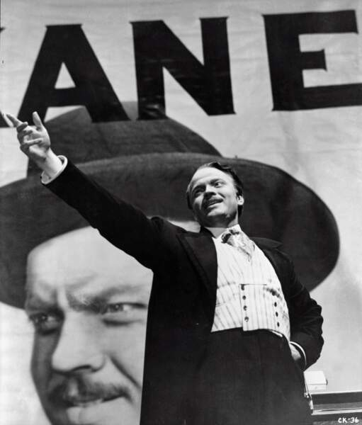 3- Citizen Kane (1941) d'Orson Welles