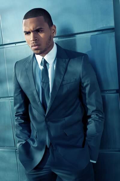 32. Chris Brown (chanteur)