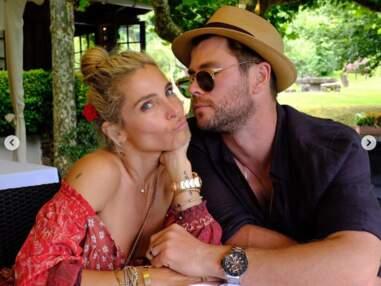 Chris Hemsworth : les photos de son bonheur familial avec Elsa Pataky et leurs enfants