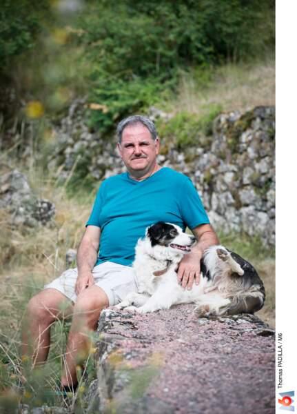 Jean-Claude, 55 ans, éleveur de brebis en Occitanie