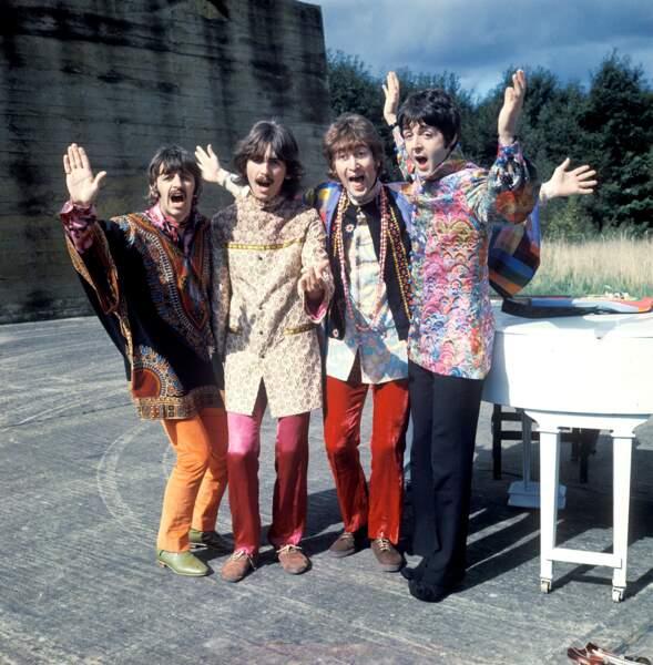 28. The Beatles (chanteurs)