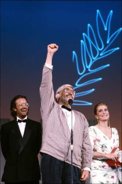 """1987 : Maurice Pialat et son """"si vous ne m'aimez pas je peux vous dire que moi non plus je ne vous aime pas!"""""""