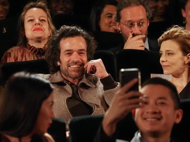 Allez Romain, on sourit pour le selfie…
