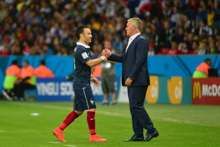 Good job, Mathieu Valbuena !