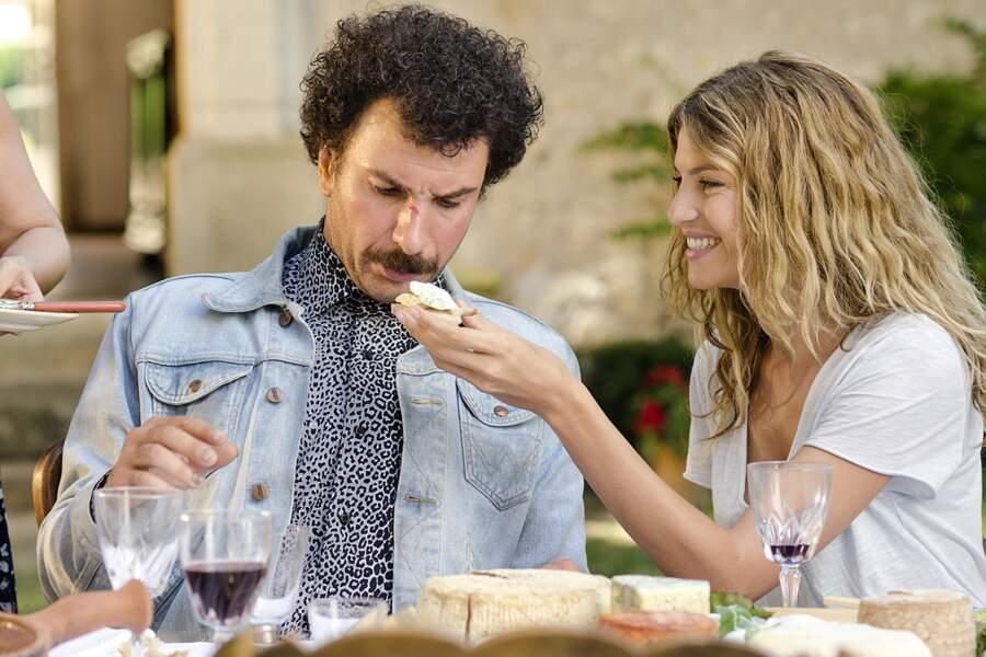 ... quand on est en Corse, on mange des fromages qui sentent (très) fort.