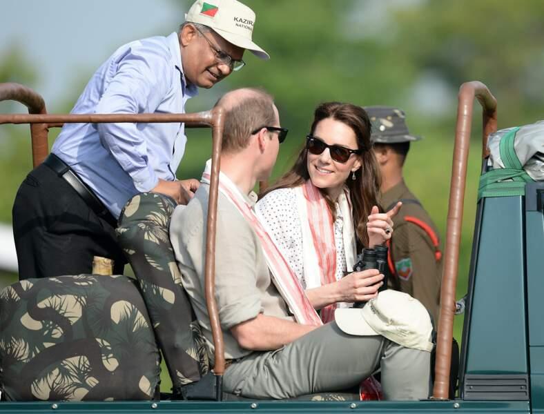 Prêt pour un safari tour mon Wills d'amour ?