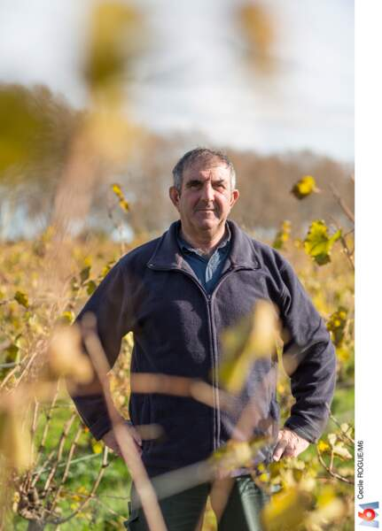 Francis, 60 ans, viticulteur, Aude