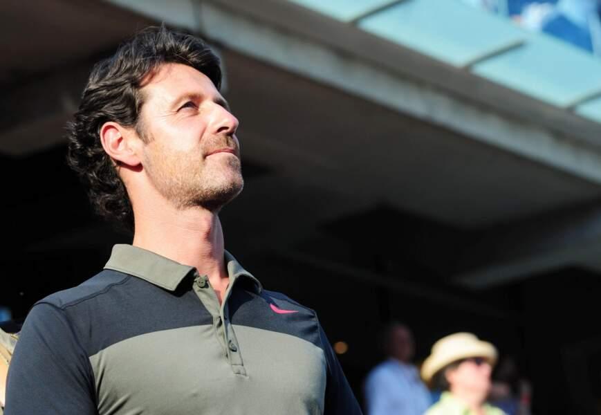 Point cocorico N°1 : Serena Williams a un entraîneur français...Patrick Mouratoglou.