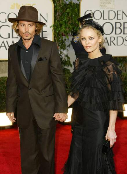Des séparations qui nous ont brisé le coeur, celle de Johnny Depp et Vanessa Paradis figure en pole position.